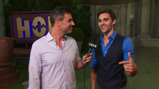 Big Brother Finale: Backyard Interview with Nick