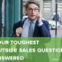 Sales Experts Answer Your Toughest Outside Sales Questions
