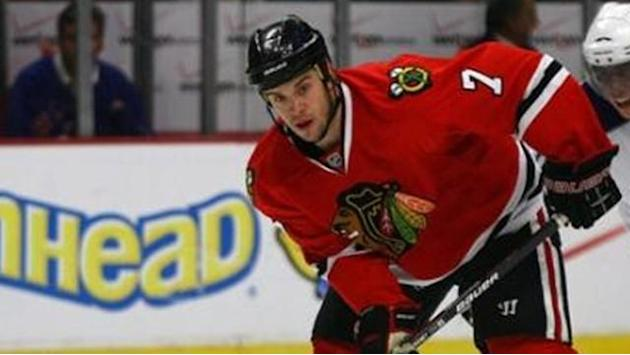 Ice Hockey - Chicago Blackhawks Seabrook suspended for three games