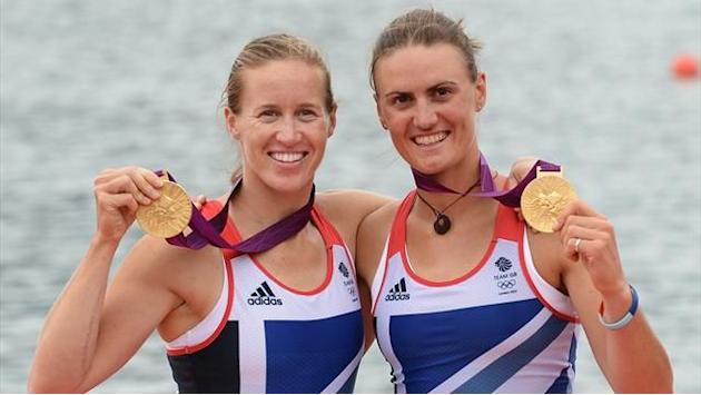 Rowing - Glover and Stanning well placed at GB Rowing Team Trials