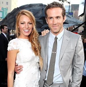 Blake Lively, Ryan Reynolds Reveal New Wedding Pictures, Glimpse of Bride's Gown
