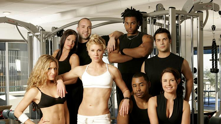 The cast of Work Out.