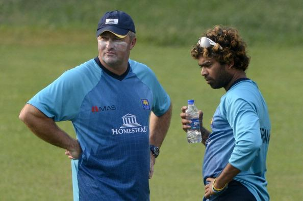 Paul Farbrace resigns as Sri Lanka's cricket coach