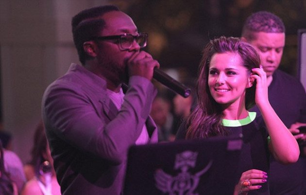 Cheryl Cole, will.i.am