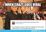 A Multi channel Fail Strategy: Amy's Baking Company image Amys Baking Company Facebook