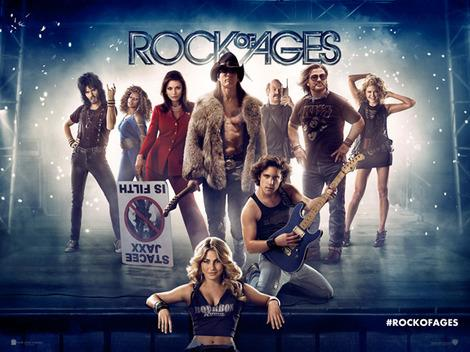 Blu-ray Review: 'Rock of Ages'