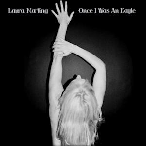 "This CD cover image released by Ribbon Records shows ""Once I Was an Eagle,"" by Laura Marling. (AP Photo/Ribbon Records)"