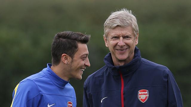 Premier League - Wenger: Ozil just getting started