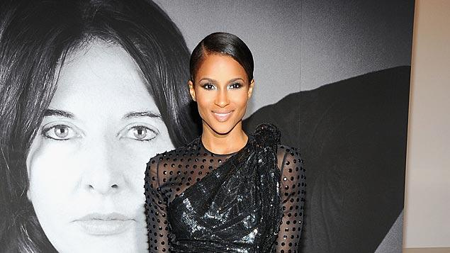 Ciara Givenchy Event