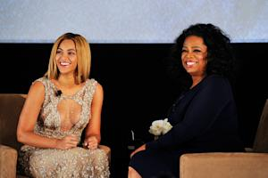Oprah Lands Beyonce Interview