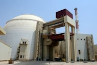 The reactor building at the Russian-built Bushehr nuclear power plant in southern Iran, August 2010. Iran is to build a new nuclear power plant, alongside its sole existing one in the city of Bushehr, by early 2014, state television reported on Sunday, quoting the head of the country's Atomic Energy Organisation