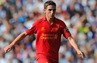 Liverpool midfielder Allen sidelined for rest of season