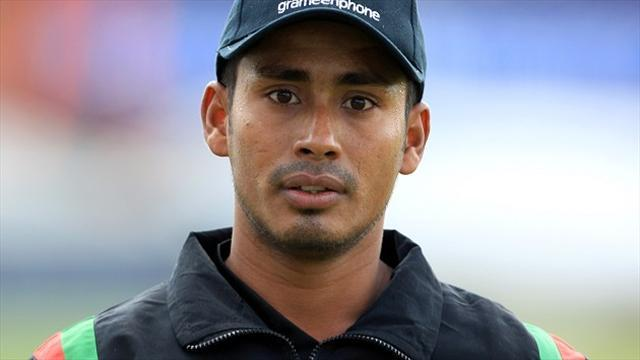 Cricket - ICC confirm Ashraful interview