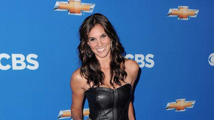 "Daniela Ruah ''NCIS: Los Angeles"" arrives at the CBS Fall Season Premiere party at The Colony on September 16, 2010, in Los Angeles."