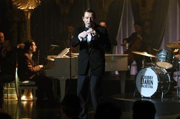 Kevin Spacey as Bobby Darin in Lions Gate Films' Beyond the Sea