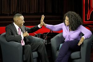 Arsenio Hall to Oprah: Michael Jackson Is Watching My Show… From Heaven (Video)