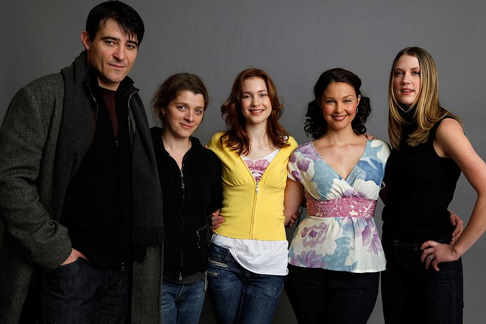 Sundance Film Festival 2009 Portraits Goran Visnjic Sandra Nettlebeck Alexia Fast Ashley Judd Lauren Lee Smith