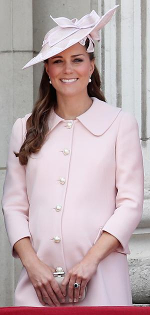 Kate Middleton Leaves Kensington Palace for Bucklebury to Avoid Scorching Temperatures