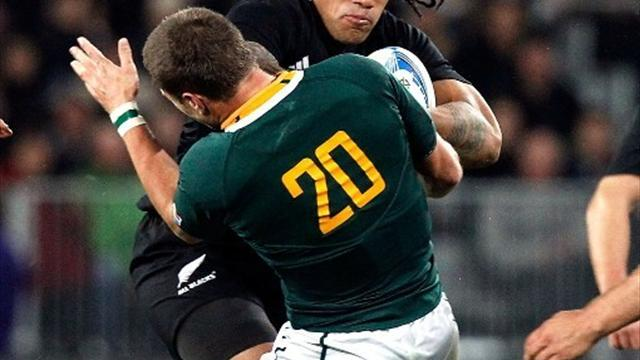 Goosen replaces struggling Steyn for Springboks