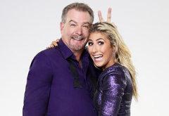 Bill Engvall, Emma Slater   Photo Credits: Craig Sjodin/ABC