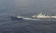 China 'Locks Missile Radar Onto Japanese Ship'
