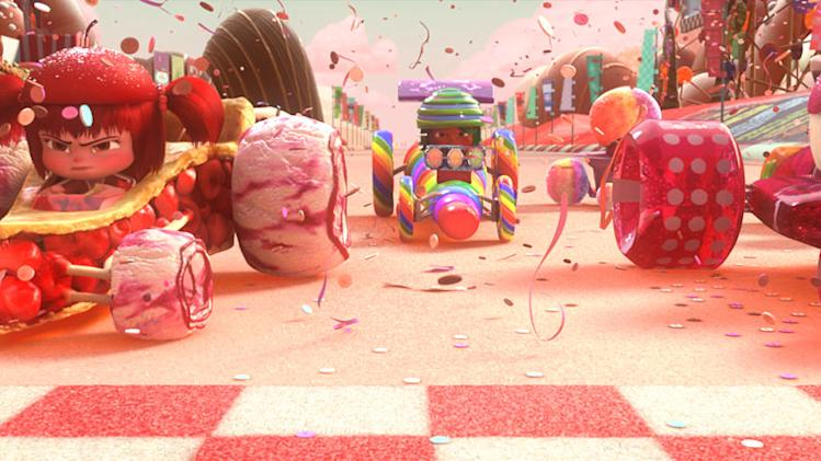 Wreck It Ralph Stills