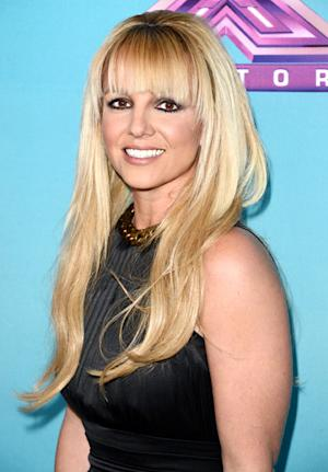 Britney Spears Is Leaving X Factor After One Season