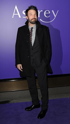 Ben Affleck attends the BAFTA nominees party at Asprey London on February 9, 2013 in London -- Getty Images