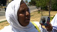 Faduma Mohamed told CBC News she has sent some of her children back to Somalia because she thinks it is safer for them there than on the streets of Toronto.