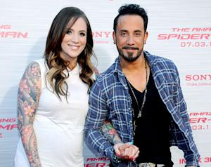 Backstreet Boy AJ McLean's First Baby Will Be a Girl!