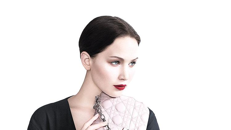 Jennifer Lawrence for Dior
