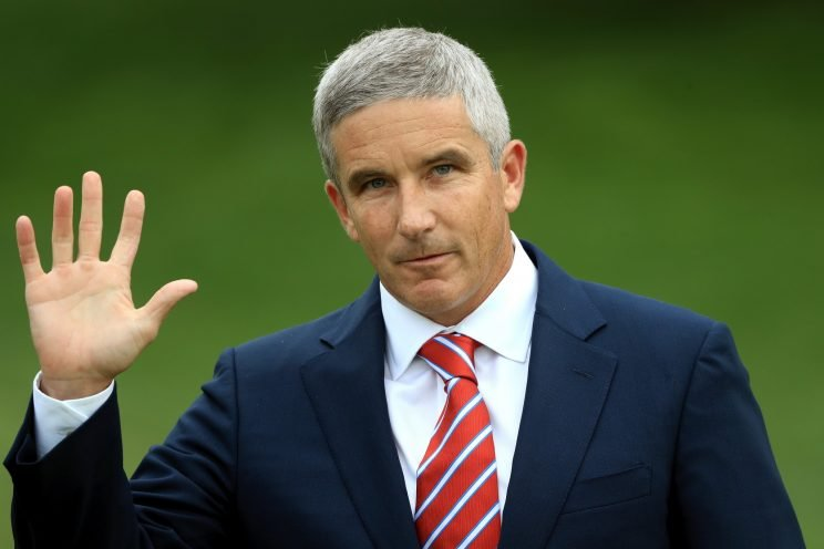Meet new PGA Tour commissioner Jay Monahan. (Getty Images)