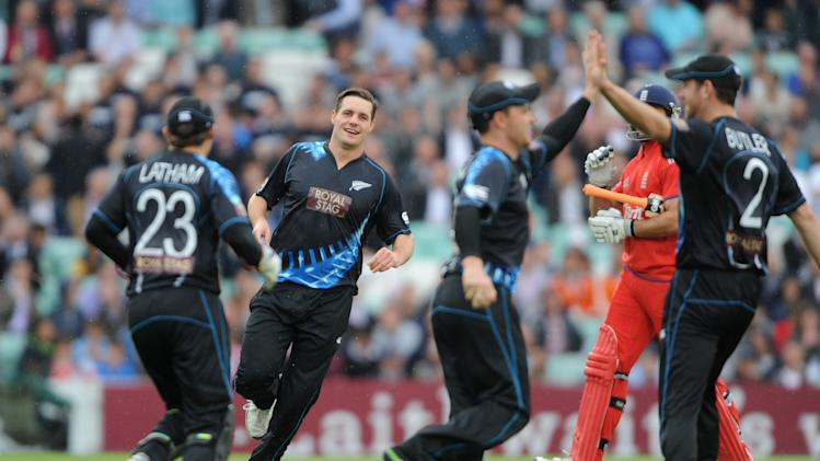 Cricket - Second NatWest T20 - England v New Zealand - The Kia Oval
