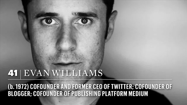 The cofounder and former CEO of Twitter and cofounder of Blogger and the publishing platform Medium shares what he's most looking forward to in life.