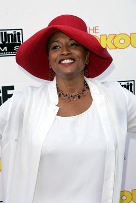 Premiere: Jenifer Lewis at the Miami premiere of Lions Gate's The Cookout - 8/28/2004
