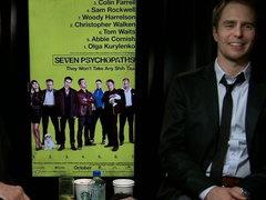 Seven Psychopaths - Interview With Christopher Walken and Sam Rockwell