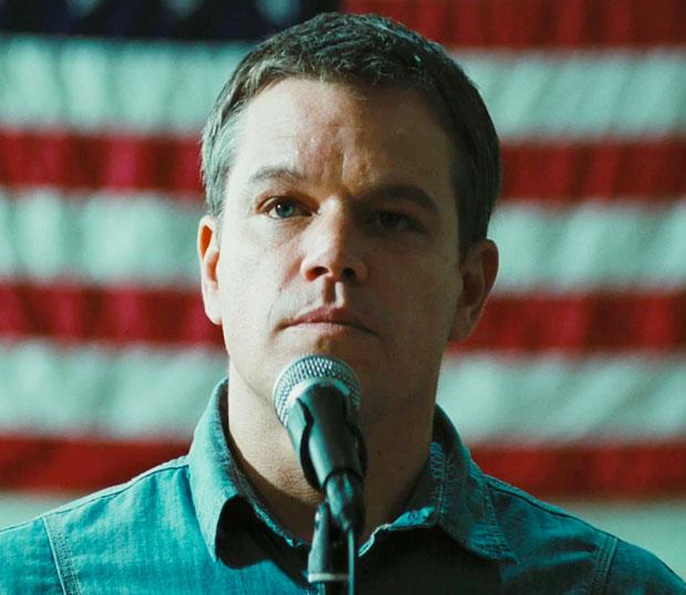 Matt Damon Voted for Obama, Despite Those First-Term Criticisms (Exclusive)