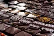 The most chocoholic countries in the world in 2012