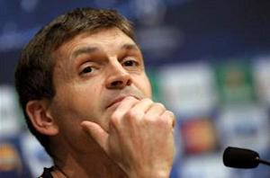 Barcelona confirms Vilanova has been released from hospital