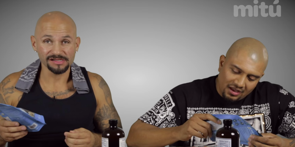 What happens when Cholos try Kale Chips and Kombucha?