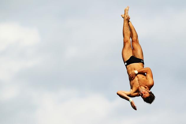 AT&T USA Diving Grand Prix - Day 1
