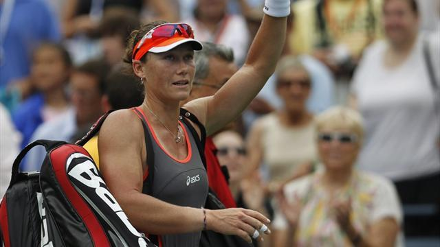 Stosur: Loss gives hope for second Slam
