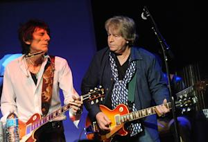 Ronnie Wood and Mick Taylor Unite in New York