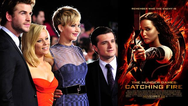 'Catching Fire' Incinerates Box Office