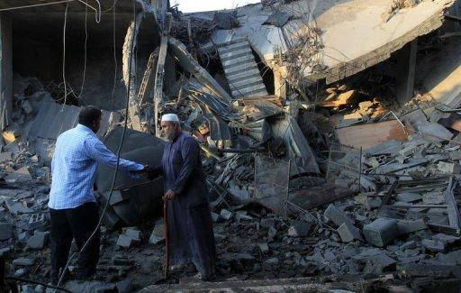 The death toll from Israel's relentless air strikes has risen 85