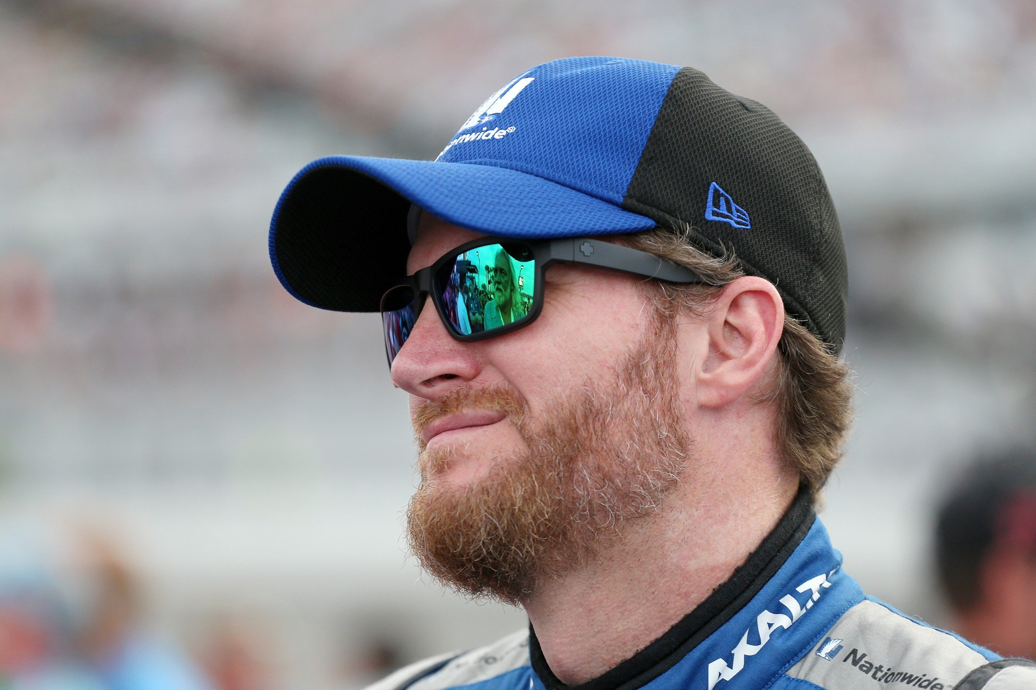 Dale Earnhardt Jr. will miss at least five races after his concussion (Getty Images).