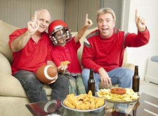 Turn the Super Bowl into 'family time'!