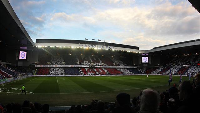Football - Green: Fans divided over Ibrox plans