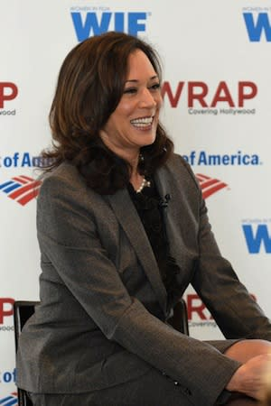 Kamala Harris on Overcoming Perceptions on the Road to Attorney General