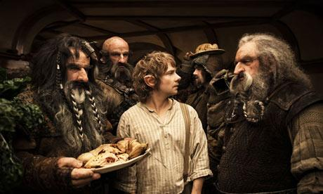 'The Hobbit' Expected To Chop 'Texas Chainsaw' At The Box Office: Biz Break